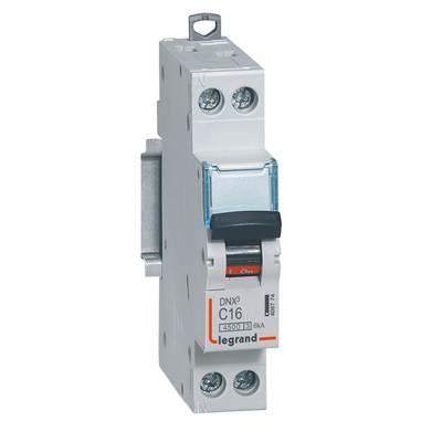 Disjoncteur Phase Neutre Dnx3 16a 4 5ka Legrand 689106 Electricite Eclairage L Entrepot Du Bricolage
