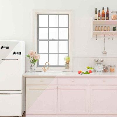 Peinture Rénovation multi-support blanc brillant satin 1 l RESINENCE | 1019623 | Sol et mur ...